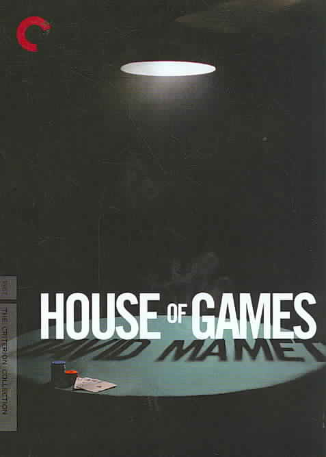 HOUSE OF GAMES BY MAMET,DAVID (DVD)